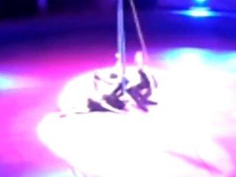 В Якутске четыре гимнастки разбились во время репетиции в цирке