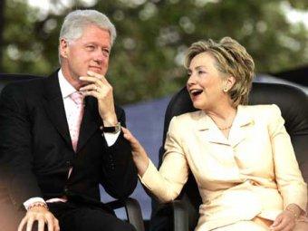 Хиллари Клинтон рассказала о долгах своего мужа в Белом доме