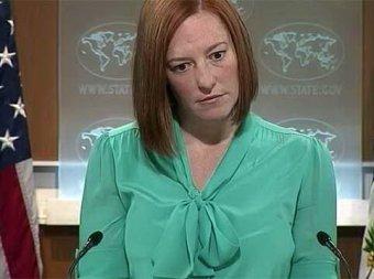 Джен Псаки назвала себя жертвой «российской пропаганды»