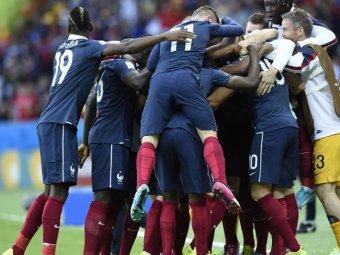 Франция разгромила Гондурас на ЧМ-2014 (ВИДЕО)