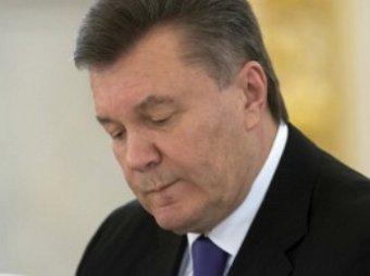 Власти княжества Лихтенштейн решили заморозить  млн Януковича