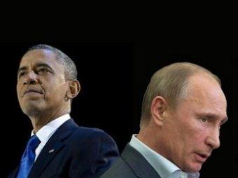 СМИ: Путин переиграл Обаму по всем фронтам