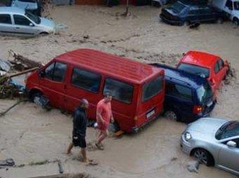 11 человек погибли в результате наводнения в Болгарии