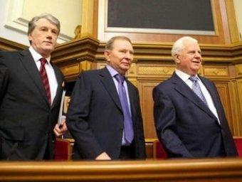 Экс-президенты Украины написали открытое письмо Путину