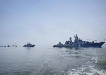 Минобороны РФ: в Балтийском море развернута группировка из 24 кораблей