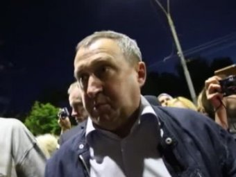 Порошенко отправил матерщинника Дещицу в отставку