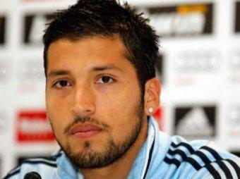 Аргентинский защитник Гарай перешел в «Зенит»