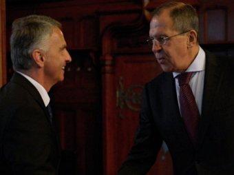 Россия готова принять наблюдателей ОБСЕ на границе с Украиной