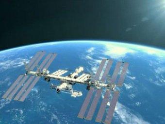 Космический мусор пробил систему охлаждения МКС