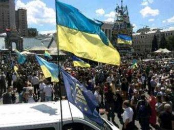 В Киеве произошла перестрелка в центре Майдана, есть жертвы
