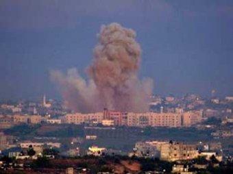 ВВС Израиля нанес серию авиаударов на сектор Газа: погибли 17 палестинцев