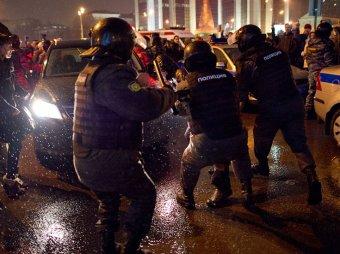 В России будут сажать за нарушения на митингах