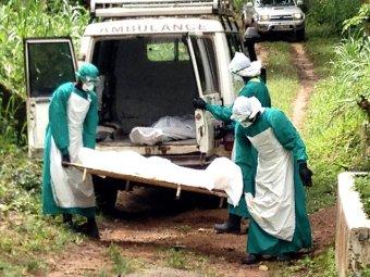 Либерия закрыла свои границы, пытаясь остановить эпидемию лихорадки Эбола