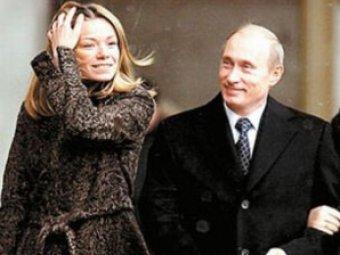 Дочь Путина призвали выдворить из Голландии (ФОТО)
