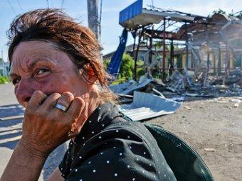 Последние новости Украины 8 июля: в Славянске показательно расстреляли матерей ополченцев