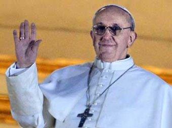 Папа Римский назвал процент педофилов среди католических священников