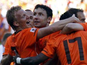 Коста-Рика – Голландия: где смотреть онлайн трансляцию матча ЧМ-2014? (видео)