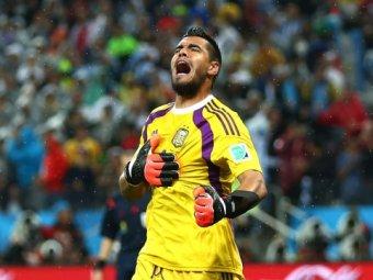 Аргентина вышла в финал ЧМ-2014, победив по пенальти Нидерланды со счетом 4:2 (видео)