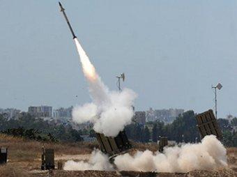 Сектор Газа выпустил ракеты по Израилю