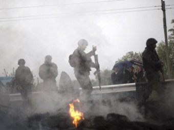Новости Украины на сегодня, 1.07.2014: Нацгвардия атаковала ополченцев на границе с Россией (ВИДЕО)