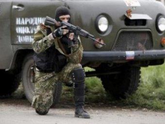 Последние новости с Украины 14.07.2014: в Луганске ополченцы окружили занятый силовиками аэропорт