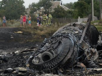 """Стюард, погибший при крушении """"Боинга"""" на Украине, оказался на борту случайно"""