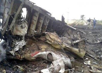 """""""Боинг-777"""" был сбит над Украиной с воздуха – эксперт (фото)"""