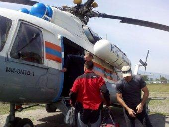 Два туриста из Белоруссии погибли на Камчатке, сорвавшись с ледника