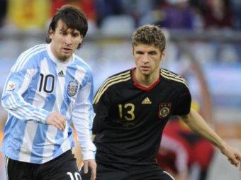 Германия - Аргентина: где смотреть онлайн финал ЧМ-2014 (ВИДЕО)