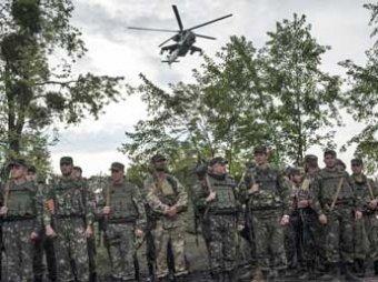 Новости Украины на 10.07.2014: силовики планируют за месяц захватить Луганск и Донецк