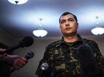 Лидер ополченцев Болотов отправил правительство ЛНР в отставку