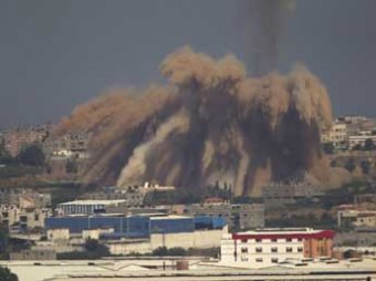 За 36 часов Израиль направил в сектор Газа 400 тонн боеприпасов, более 50 погибших