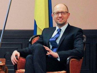 Украинская Рада не приняла отставку Яценюка