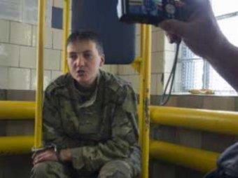 В России задержана украинская летчица Савченко, Киев требует ее освобождения