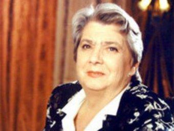 Скончалась народная артистка России Ксения Маринина