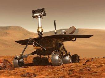 Исследователи нашли в камнях на Марсе таинственные квадратные отверстия