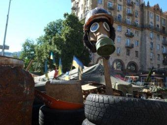 Майдановцы пригрозили Кличко сжечь мэрию, а тот признал, что в Киеве опасно
