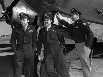 В США умер лётчик, сбросивший бомбу на Хиросиму