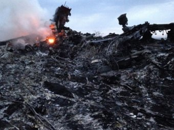 "СМИ: на борту сбитого малайзийского ""Боинга"" находились 80 детей"