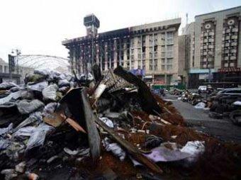 В ООН подсчитали число погибших в результате силовой операции на Украине