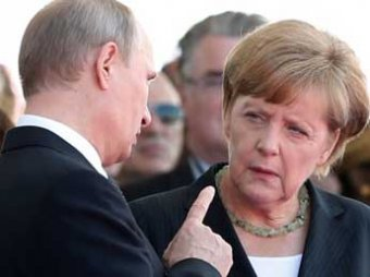 СМИ отправили Меркель в отставку, та это уже опровергла