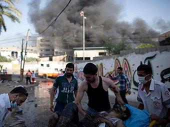 Жертвами израильских ударов в секторе Газа стали более 15 человек
