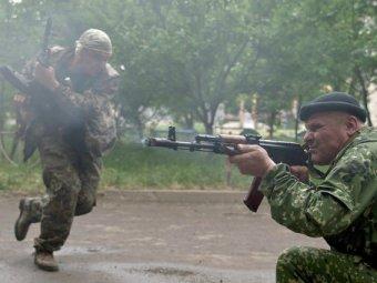 Ополченцы: под Иловайском уничтожено более сотни бойцов Яроша