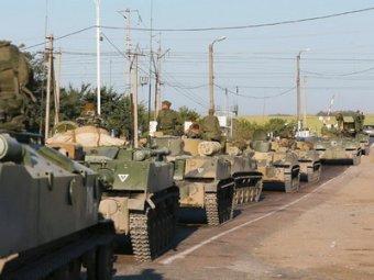 Новости Украины 16 августа 2014: войска Украины уничтожили рвавшуюся на Киев бронеколонну РФ, заявил Порошенко