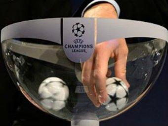 Жеребьевка группового раунда Лиги чемпионов УЕФА 2014-2015: результаты