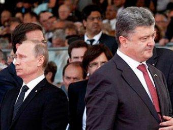 Стали известны детали встречи Путина и Порошенко в Минске