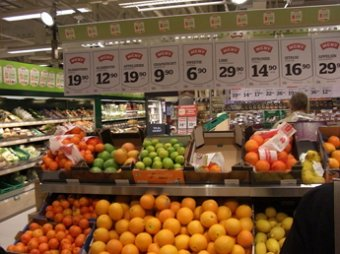 Российский запрет на ввоз продуктов вызвал обвал цен в Нидерландах