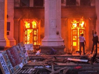 Новые шокирующие подробности одесской трагедии в Доме профсоюзов попали в СМИ