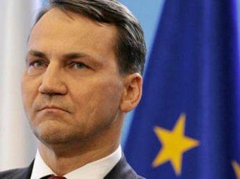 Польша обнаружила, что угроза вторжения России на Украину сократилась