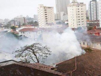 В Бразилии разбился частный самолёт с кандидатом в президенты страны на борту